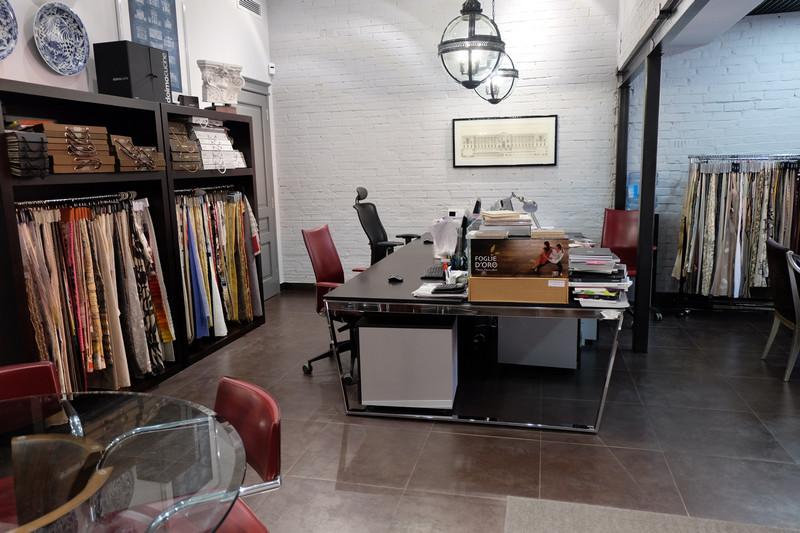 офис компании азбука интерьеров