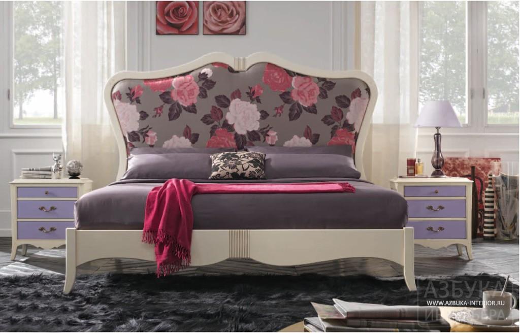 Кровать MONET FM Bottega D\'Arte — купить по цене фабрики у ...