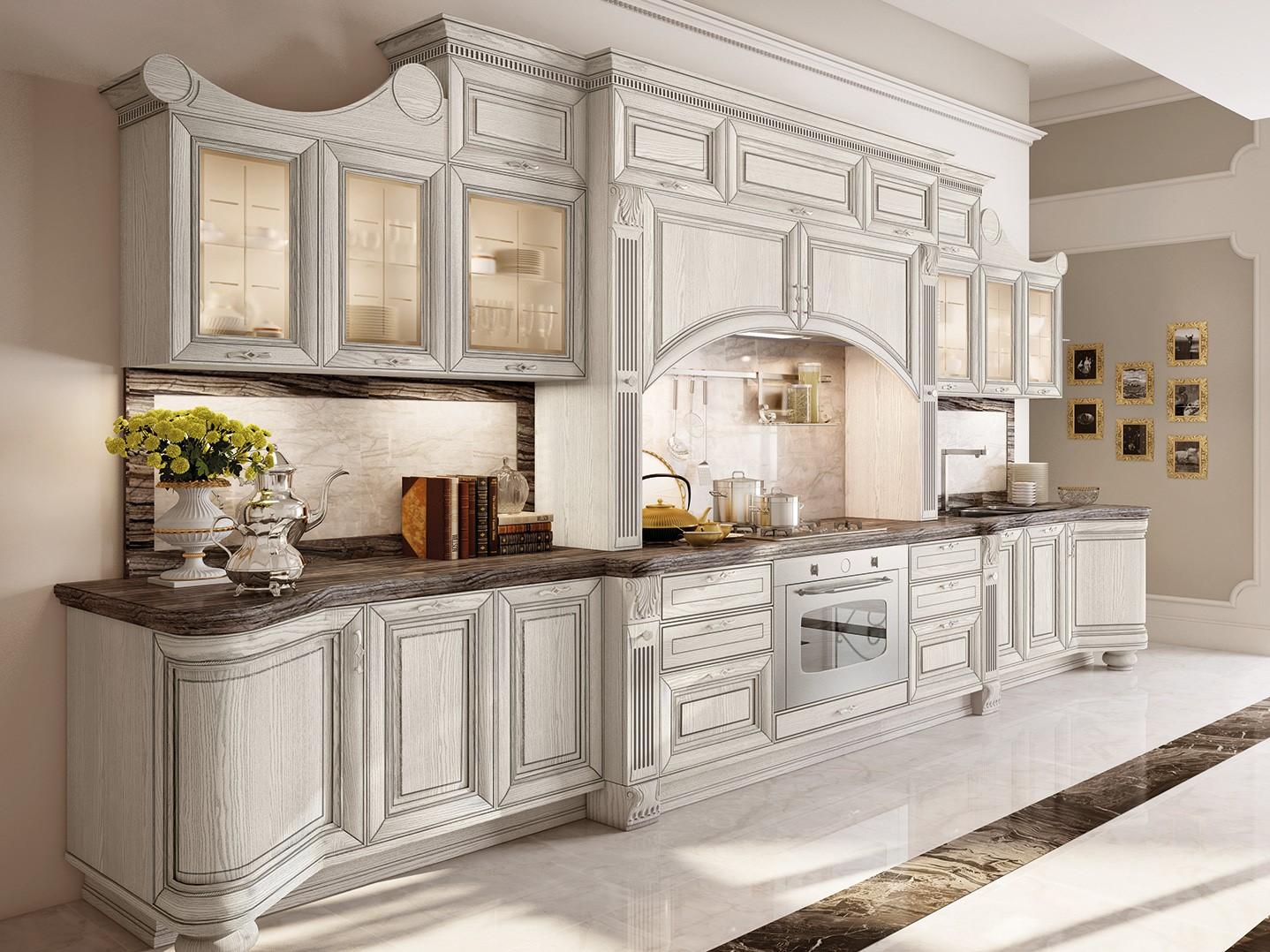 итальянская кухонная мебель фото для