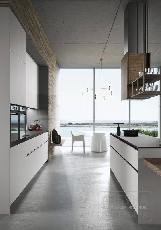 Красивые кухни фото минимализм