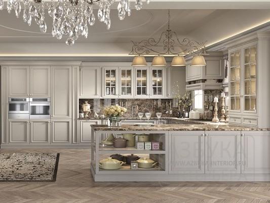Кухня London FM Bottega D\'Arte — купить по цене фабрики в ...